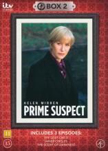 prime suspect / mistænkt - box 2 - DVD
