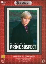 prime suspect / mistænkt - box 3 - DVD