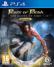 prince of persia sands of time remake - PS4