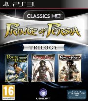 prince of persia trilogy hd (3d) - PS3