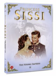 prinsesse sissi 2 / princess sissi 2 - the young empress - DVD