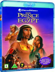 prinsen af egypten / the prince of egypt - Blu-Ray