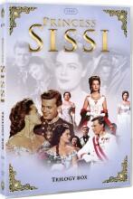 prinsesse sissi - trilogy box - DVD