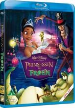 prinsessen og frøen - disney - Blu-Ray