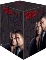 prison break - sæson 1-4 inkl. final break - DVD