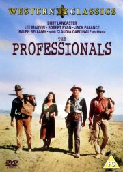 the professionals - DVD