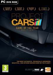 project cars - game of the year - PC