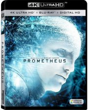 prometheus - 4k Ultra HD Blu-Ray