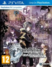 psychedelica of the ashen hawk - ps vita