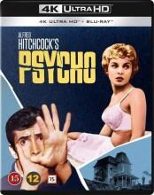 psycho - 4k Ultra HD Blu-Ray