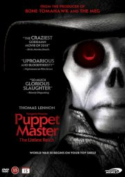 puppet master: the littlest reich - DVD