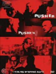 pusher 1 // pusher 2 // pusher 3 - DVD
