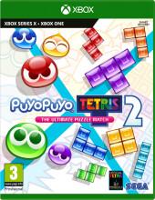 puyo puyo tetris 2 (launch edition) includes xbox series x - xbox one