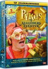 pyrus i alletiders eventyr - tv2 julekalender 2000 - DVD