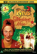 pyrus alletiders nisse - tv2 julekalender 2006 - DVD