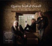 quatro - quatro, scott & powell - deluxe edition - cd