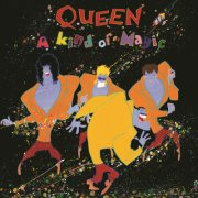 queen - a kind of magic - remastered - cd