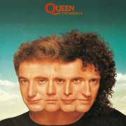 queen - the miracle - remastered - cd