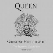 queen - the platinum collection - greatest hits 1-3 - cd