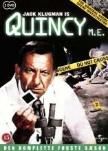 quincy m.e. - sæson 1 - DVD