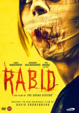 rabid - remake - DVD