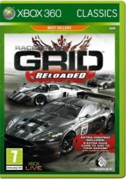 race driver grid (toca): reloaded classic - xbox 360
