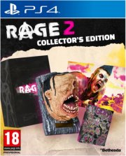 rage 2 - collector's edition - PS4