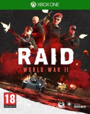 raid: world war ii (2) - xbox one