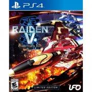 raiden v: director¹s cut standard edition (import) - PS4