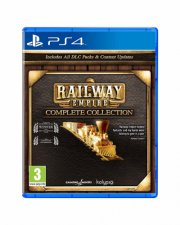 railway empire (complete collection) - PS4