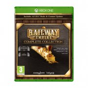 railway empire (complete collection) - xbox one