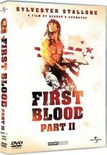 rambo 2 - first blood 2 - DVD