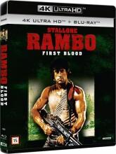 rambo 1 - first blood - 4k Ultra HD Blu-Ray