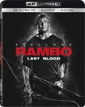 rambo 5 - last blood - 4k Ultra HD Blu-Ray