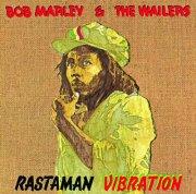 bob marley and the wailers - rastaman vibration - Vinyl / LP