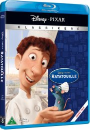 ratatouille - disney pixar - Blu-Ray
