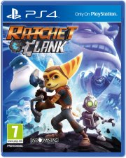 ratchet & clank - nordisk - PS4
