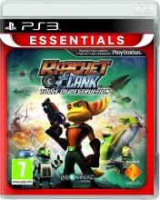 ratchet and clank future: tools of destruction - essentials - PS3