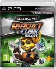 ratchet & clank trilogy: hd collection - PS3