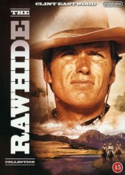 rawhide - the collection - sæson 1-3 - DVD