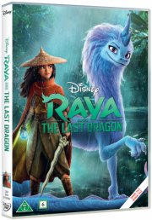 raya og den sidste drage / raya and the last dragon - disney - DVD