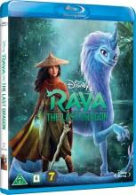 raya og den sidste drage / raya and the last dragon - disney - Blu-Ray