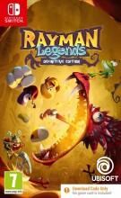 rayman legends - definitive edition - kode i boks - Nintendo Switch