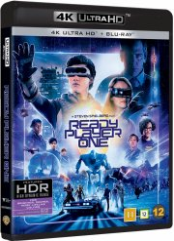 ready player one - 2018 - 4k Ultra HD Blu-Ray