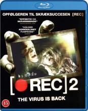rec 2 - Blu-Ray