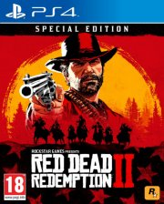 red dead redemption 2 (special edition) - PS4