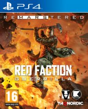 red faction: guerrilla remastered - PS4
