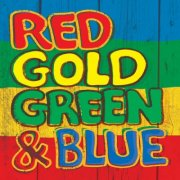 - red gold green & blue - cd