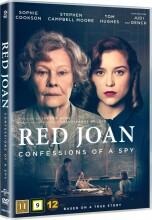 en spions bekendelser / red joan - DVD