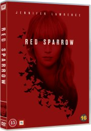 red sparrow - DVD